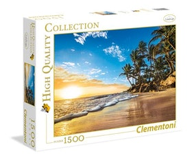 Clementoni High Quality Collection - Tropical Sunshine (1500 bitar)