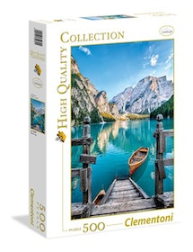 Clementoni High Quality Collection - Braies Lake (500 bitar)