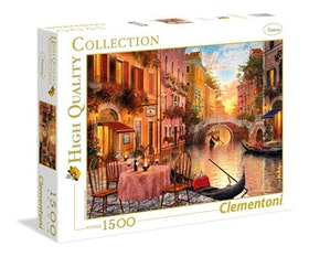 Clementoni High Quality Collection - Venezia (1500 bitar)