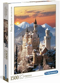 Clementoni High Quality Collection - Neuschwanstein (1500 bitar)