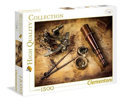 Clementoni High Quality Collection - Course To The Treasure (1500 bitar)