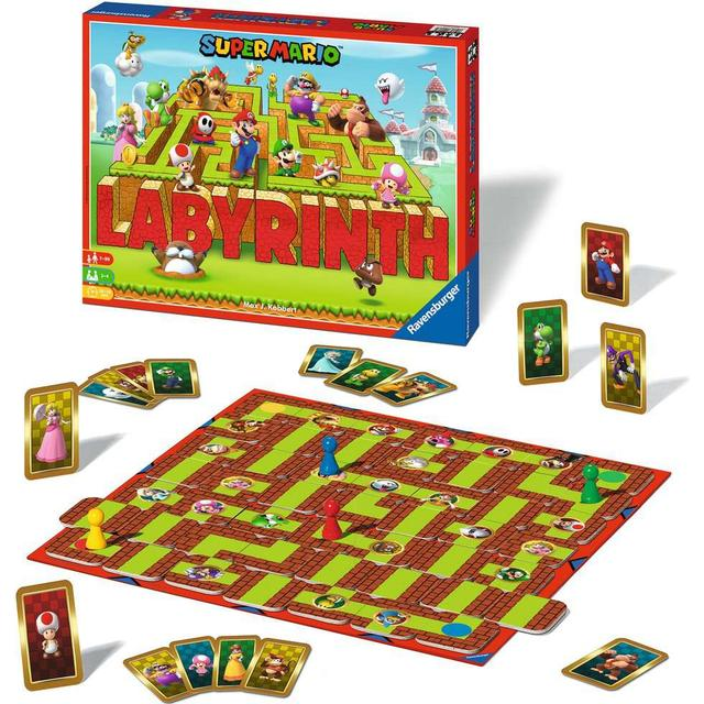 Ravensburger Labyrinth Super Mario