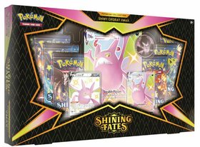 Pokemon Sword & Shield Shining Fates Premium Collection Shiny Crobat VMAX