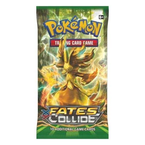 Pokemon XY Fates Collide Booster paket