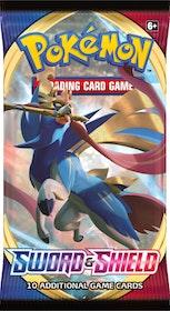 Pokemon Sword & Shield Booster Booster