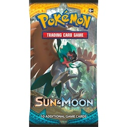 Pokemon - Sun & Moon 1 Booster
