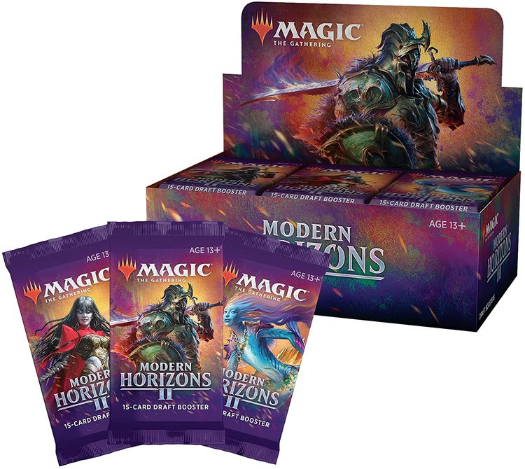 Magic The Gathering: Modern Horizons 2 Draft Booster Display (36 Boosters)