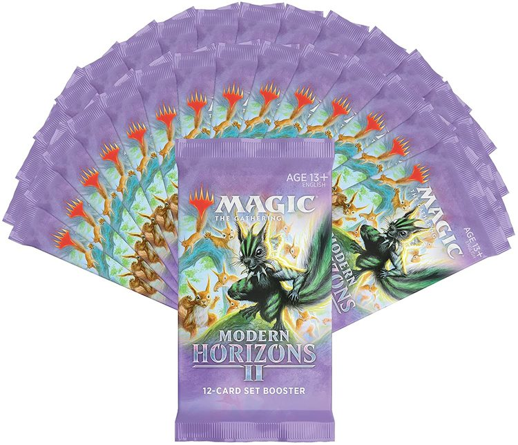 Magic The Gathering: Modern Horizons 2 Set Booster Display (30 Boosters)