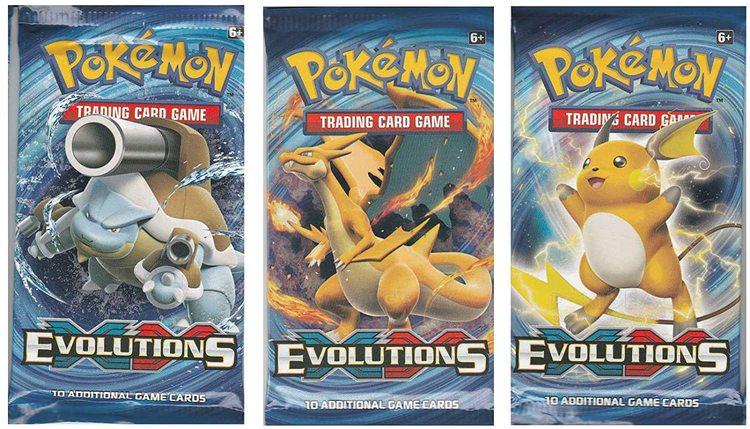 Pokemon - XY Evolutions Booster (1st)