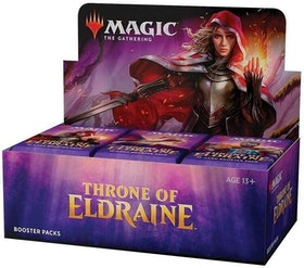 Magic the Gathering: Throne of Eldraine Draft Booster Display (36 boosters)