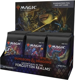 Magic the Gathering: Adventures in the Forgotten Realms Set Booster Display (30 boosters)
