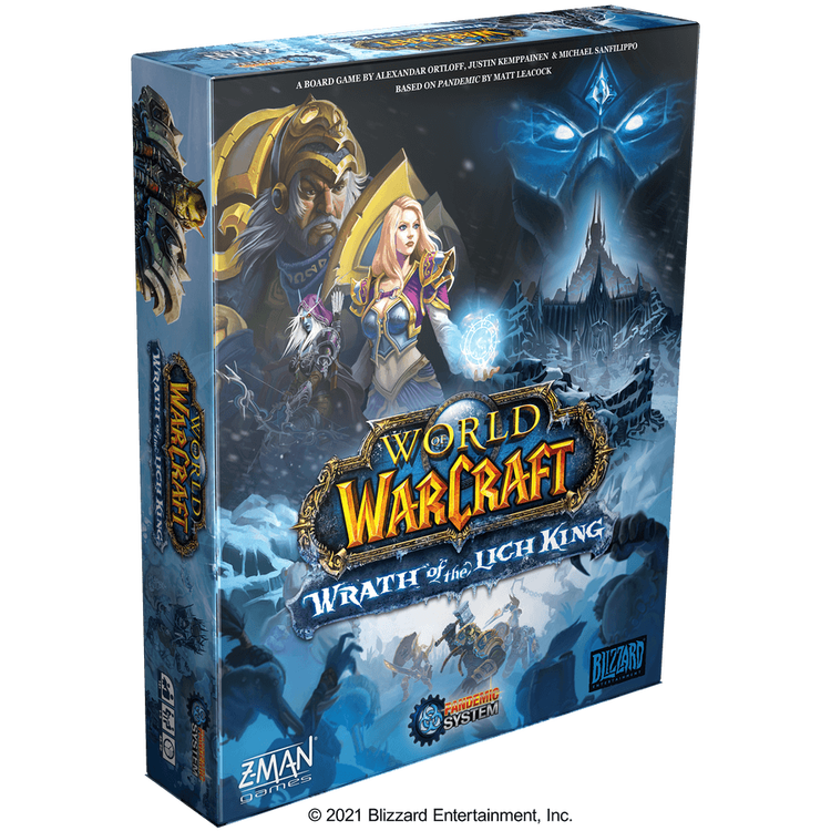 World of Warcraft: Wrath of the Lich King - Pandemic (Release Q3)