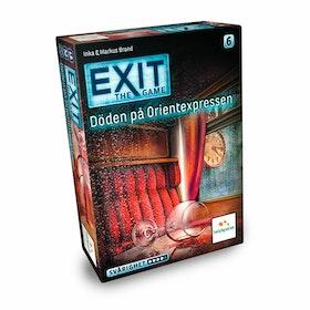 EXIT 6: Döden på Orientexpressen (SE)