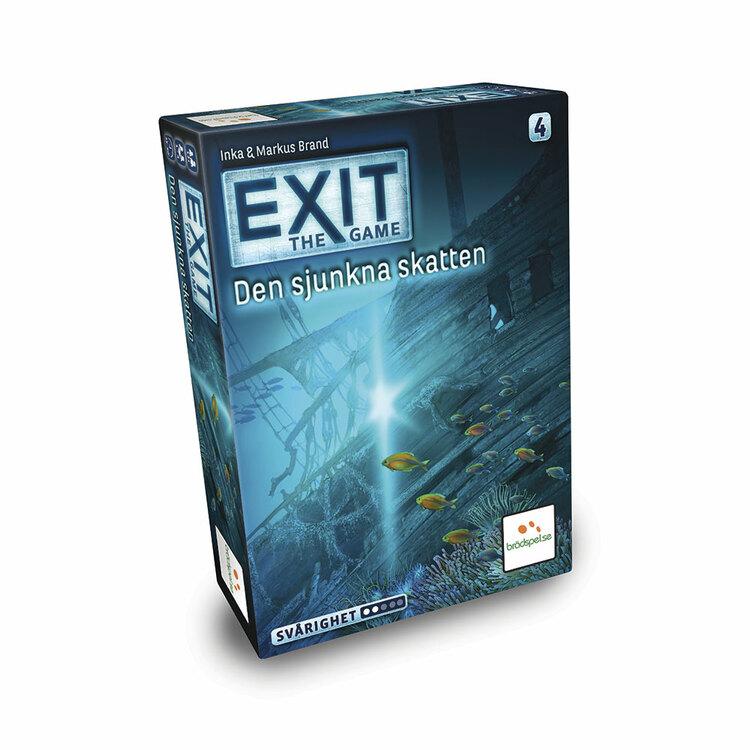EXIT 4: Den Sjunkna Skatten (SE)