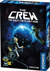 The Crew: The Quest for Planet Nine (Engelsk)
