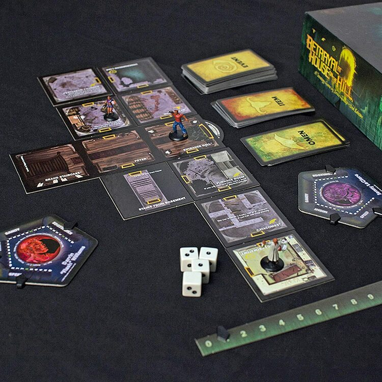 Betrayal at House on the Hill (2nd Edition)