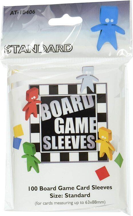 Arcane Tinman Board Game Sleeves - Standard 100-pack (63x88)