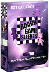 Arcane Tinman Board Game Sleeves - Extra Large (Non-Glare / 65 x 100) 50st