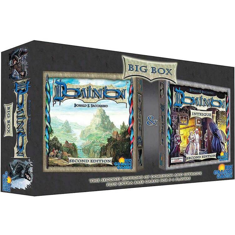 Dominion 2nd Edition Big Box (Engelsk)