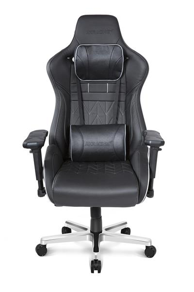 AKRacing Masters Series Pro Deluxe Gaming Chair - Black