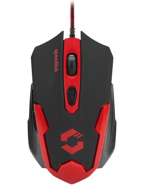 SpeedLink - Xito Gaming Mouse /Black-Red