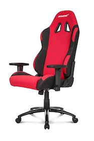 AKRacing - Core EXWIDE Red/Black