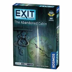 EXIT: The Abandoned Cabin (Engelsk)