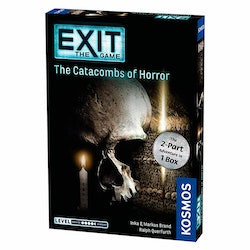 EXIT: Exit: The Catacombs of Horror (Engelsk)