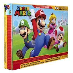 Super Mario Adventskalender med Figurer 2021