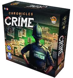 Chronicles Of Crime (Svenskt)