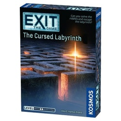EXIT 16: The Cursed Labyrinth (Engelsk)