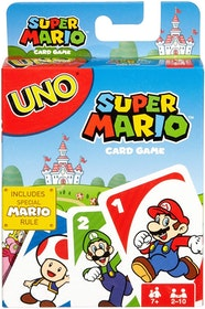 Mattel Super Mario UNO
