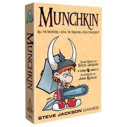 Munchkin (Engelsk)