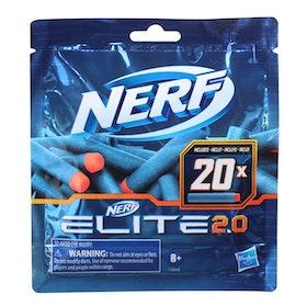 NERF N-Strike Elite 2.0 Dart Refill 20