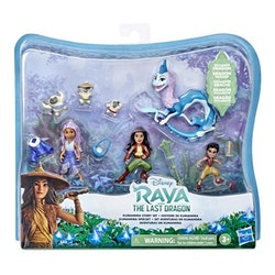 Disney Raya and the Last Dragon 3 Inch Small Doll Story Pack