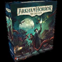 Arkham Horror: The Card Game Revised Core Set (1-4 spelare)