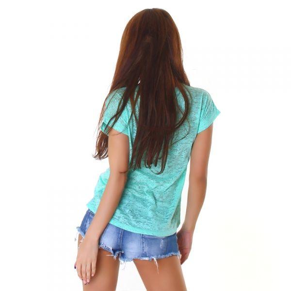 T-shirt WJ-3750 - mint