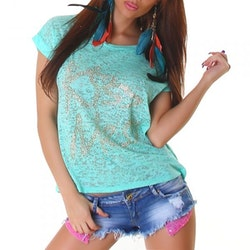 T-shirt WJ-3750 - mint