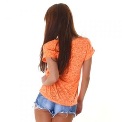 T-shirt WJ-3750 - orange