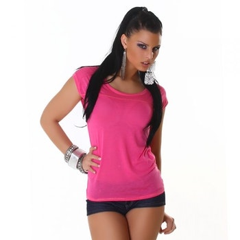 T-shirt Modell TS-239 - rosa