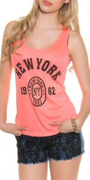 "Topp ""New York 1982"" - neoncoral"