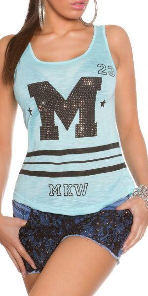 Topp Modell M - mint