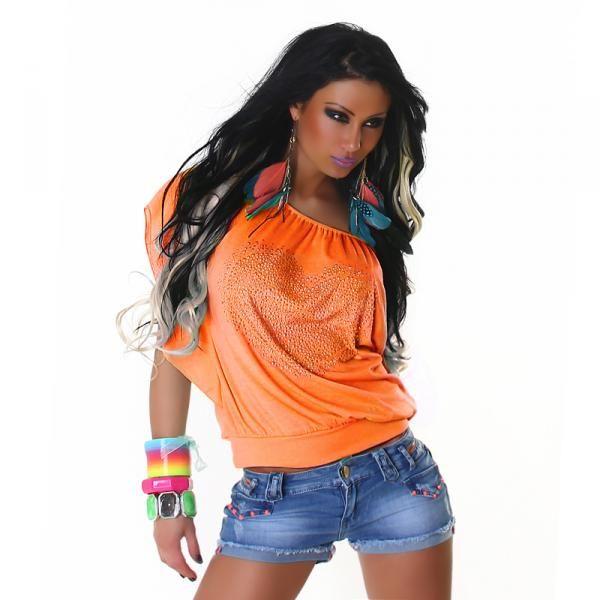 Carmen Topp - orange