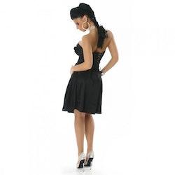 Nydelig svart kjole