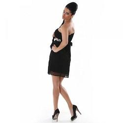 Kjole Modell 12431 - svart