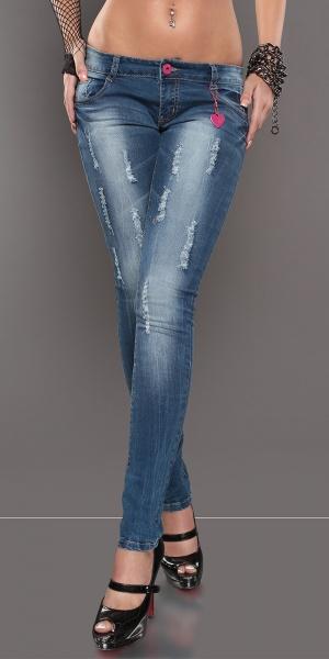 KouCla Pinki Jeans