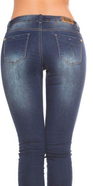 Jeans trendy cracks