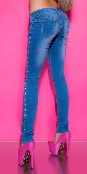 KouCla Jeans med nagler