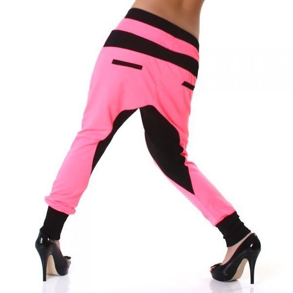 Aladin joggebukse - lysrosa