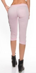 """Capri bukse """"Boss"""" - rosa"""